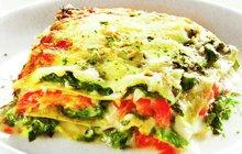 ITÁLIE NA TALÍŘI: Připravte si lasagne bez masa, se špenátem!
