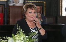 Herečka Jiřina Bohdalová (86): Na zahájení Febiofestu...TRAPAS ROKU!