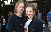 Tomáš a Tamara Klusovi slaví: Bohatší o 10 mega!