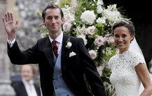Sestra britské vévodkyně Kate Middleton Pippa Middleton se stala matkou. Pippa přivedla na svět chlapečka ve stejné nemocnici, ve které rodila i její sestra.
