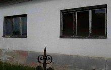 Černá okna, uvnitř mrtvý muž (†55)!