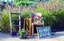 Tipy na zahradu: Pracujeme se starým lakem!