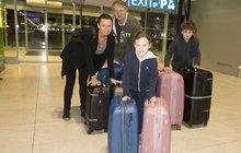 Exkluzivní foto: Takhle bydlí Jiří Adamec (69) a jeho rodina na Floridě!