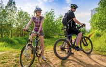 Letní měsíce lákají kcyklovýletům: Na kole za odměnou!