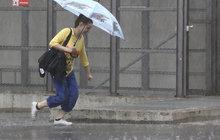 Počasí jako na houpačce: Tropy spláchne déšť!