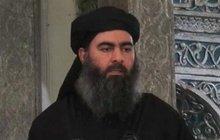 Syřané hlásí: Vůdce IS zabil nálet!