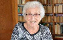 """AnnaHyndráková (89) odjela před 75 lety do Terezína, o dva roky později musela do Osvětimi: """"Utekla jsem zpochodu smrti!"""""""