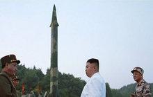 Trump a raketa KLDR: Na Kima půjdeme přísně!