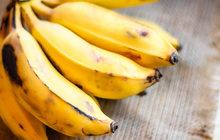 Zloděj (38) se snažil odnést banány z hodonínského obchodu bez placení.