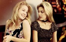 Kelly z Beverly Hills 90210 na nákupech s Donnou: Poznali byste ji?
