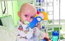 Oslepl na jedno oko: Kvůli nádoru