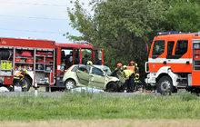 Tragická nehoda: Čtyři mrtví!