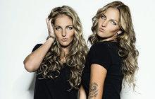 Dvojčata Plíškovy královnami Londýna!