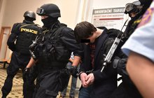 18 let za vraždu policisty: Myslel si, že je terorista!