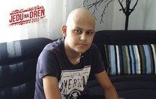 Jakub (16) musí podstoupit transplantaci kostní dřeně: Aby žil, potřebuje dárce!
