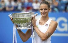 ŽENA TÝDNE: Z tenistky Karolíny Plíškové je světová jednička!