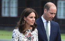 William promluvil o těhotenství Kate: Oslavovat nemůžeme…