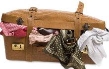 Dovolená s kufrem: Tipy a triky pro letní balení!
