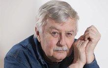 13. komnata herce Ladislava Potměšila (73): PŘIZNAL RAKOVINU V PÁTEŘI!