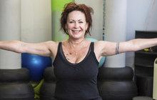 Hubneme s Ilonou z Ulice: Posilujte svaly a vytvarujte se!