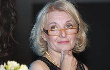 Veronika Žilková (55): ROZCHODOVÉ DRAMA V RODINĚ!