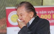 Karel Gott (78): KRUTÁ SMRT KAMARÁDA