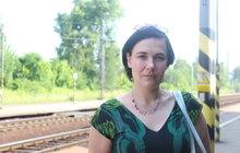 9 let od železničního neštěstí ve Studénce: Andrea Hoffmannová (34) dvě nehody vlaku, dvakrát přežila!