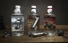To je novinka: Teď frčí gin  s kusy harleyů!