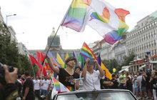 Prahou prošel pochod za toleranci!