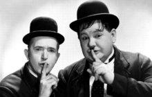 Laurel a Hardy byli jiní, než jsme je znali se stříbrného plátna!