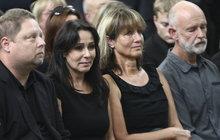 Pohřeb manžela Heidi! Zaskočení smuteční hosté: Proč nepřišel Gott?!
