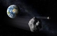 Vědci v pohotovosti: K Zemi se blíží obří asteroid!