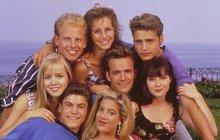 Producenti šokovali svět: Beverly Hills 90210 se vrací!