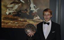 Ondřej Pelánek (16): On je nejlepší fotograf ptáků na světě!