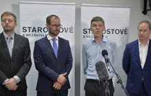 STAN jde do voleb bez miliardáře Dalibora Dědka: Nechci být druhý Babiš!