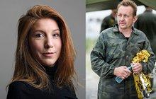 Novinářka o návštěvě ponorky dánského vynálezce Madsena? Agresivní maniak!