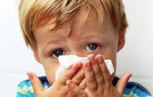 Návrat do školy zvyšuje nemocnost:  Braňte svoje děti!