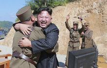 Provokace Kim Čong-una: Raketa nad Japonskem!
