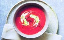 RECEPTY S VŮNÍ BABÍHO LÉTA: Polévka z pečených rajčat!