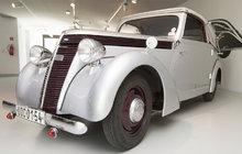 Kabriolet Jawa Minor za 700 000 Kč: Vyrobeno jich bylo jen 26!