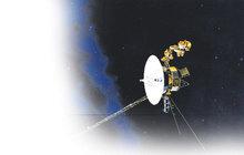 8a7fd854800 Český pozdrav pluje na sondě Voyager vesmírem už 40 let! NASA dvojčata  utekla do vesmíru.
