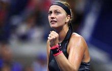 Tenistka Petra Kvitová (27): Zachraňuje ruku známému herci
