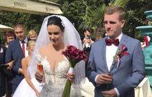 Svatba léta za miliony: Róby od Matragi, píseň od Davida!