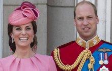 Kate Middleton je v porodnici! Kensingtonský palác prozradil detaily porodu...