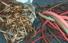 Skladníci kradli kabely: Prodali 60 tun mědi za 14 milionů korun!