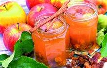 DARY PODZIMU: Jablečný džem se zázvorem a rozinkami!