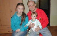 Iva (17) a Marian (45) z Výměny manželek: Sociálka si na ně došlápla kvůli dceři!