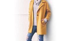 Módní podzimní trendy: Rozdrbané džíny a bomber jsou zpět!