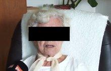 Statečná seniorka (88) se ubránila feťákovi (37): Držela zloděje, než přijela policie!