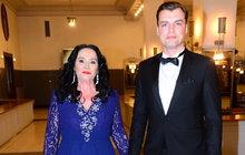 Vdova po Brzobohatém Hana Gregorová (65) po rozchodu s mladým milencem, který ji pronásleduje: Peklo si předpověděla sama!